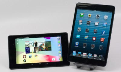 The iPad mini 2 with Retina Display could better compete with the new Nexus 7's high-resolution display.