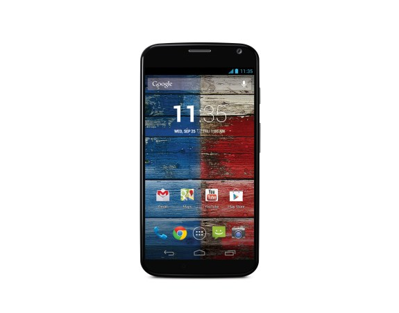 The Verizon Moto X design will become customizable later this year.