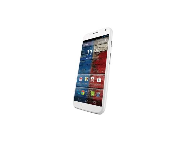 The Moto X is Motorola's latest flagship smartphone.