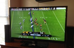 The 2013 NFL Preseason Live app no longer supports AirPlay.