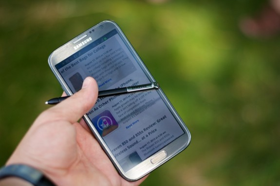 The Samsung Galaxy Note 3 release date is rumored for early September.