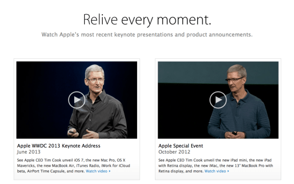 Apple will likely offer a live stream for consumers.