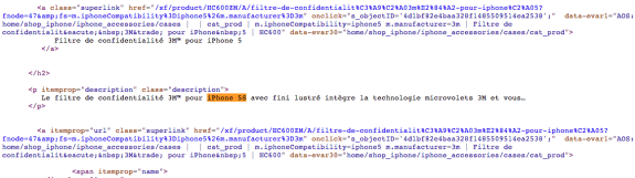 The iPhone 5S name has appeared on Apple's website it seems.