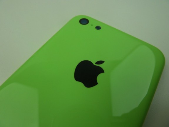 The iPhone 5C could come in several different colors.