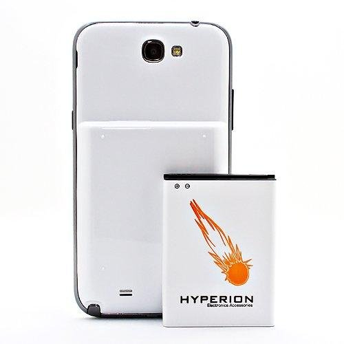 The Galaxy Note 3 is expected to feature a massive battery.