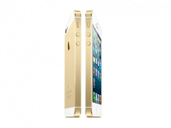 Apple is expected to debut a gold iPhone 5S.
