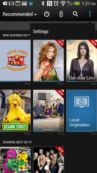 how to control your tv with the htc one (4)