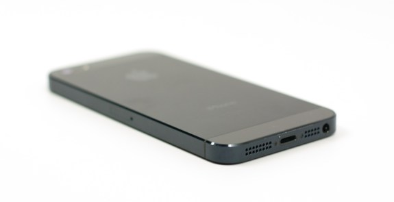 The iPhone 5S should look similar to the iPhone 5.