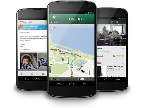 Nexus 4 / Nexus 5