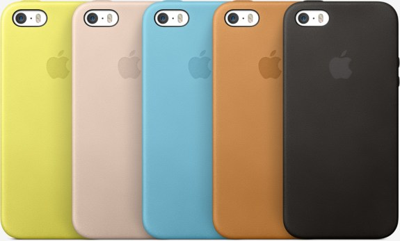 Apple Leather iPhone 5s Case