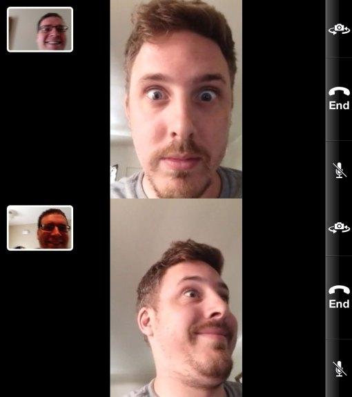 Open FaceTime