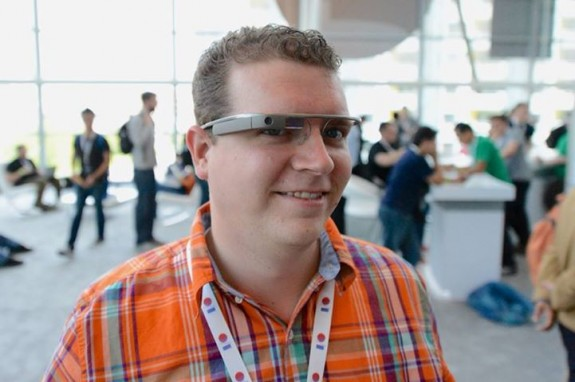 Touch-less gestures could make using Google's Glass a lot easier.