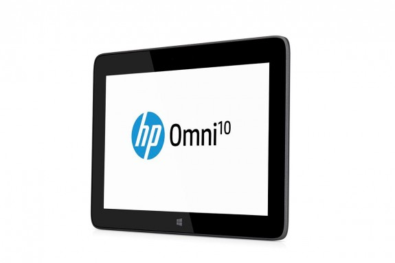 HP Omni 10_side