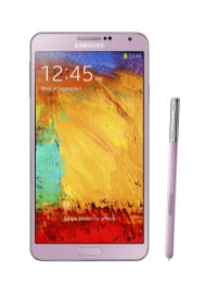 The Galaxy Note 3 uses a 5.7-inch 1080p display.
