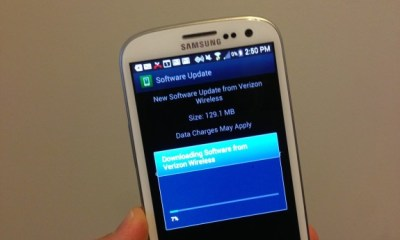 The Samsung Galaxy S3 Android 4.3 update could come in late October or November.