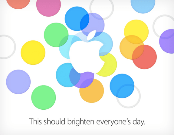 The iPhone 5S launch date is set for September 10th.