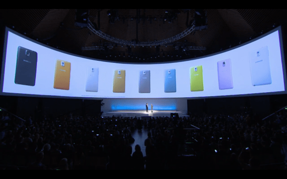 samsung galaxy note 3 color options