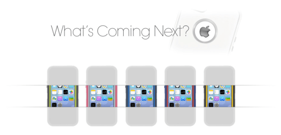 Otterbox has begun teasing iPhone 5S and iPad 5 cases ahead of launch.