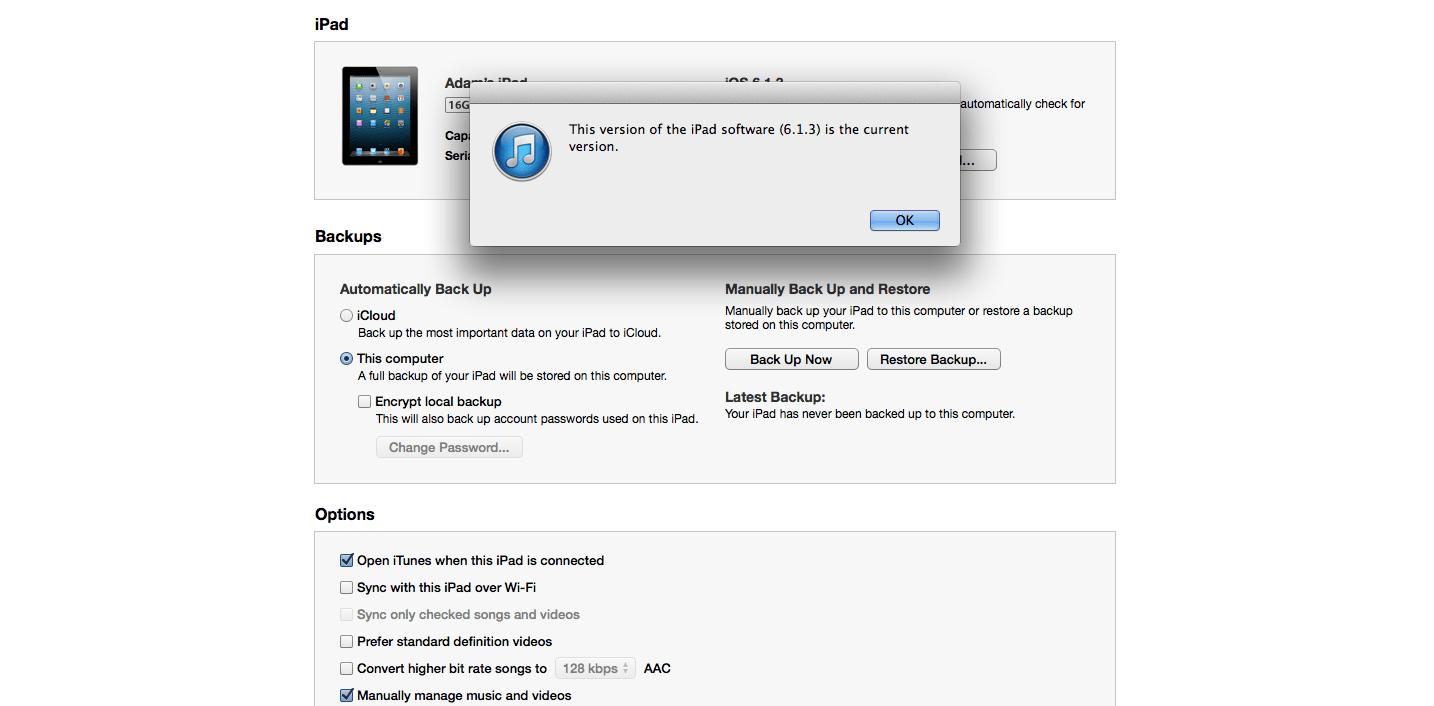 iOS 7 Error 9006 Plagues Users in iTunes