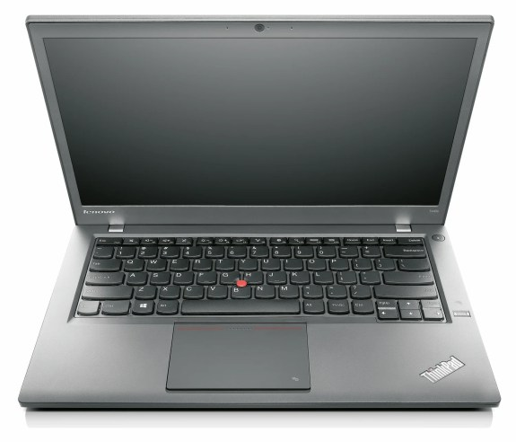 The ThinkPad T440S business ultrabook.