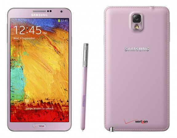 The Verizon Galaxy Note 3 release date could be last.