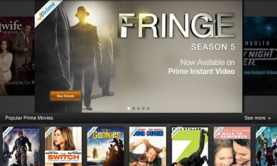 amazon instant ipad app now supports airplay