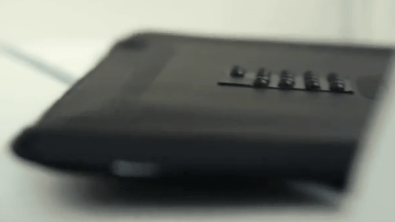 The case seen in the latest Droid teasers.