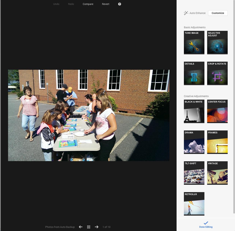 Google+ Brings Snapseed to Online Photo Editing via Chrome