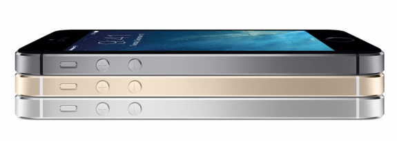 New iPhone 5S colors.