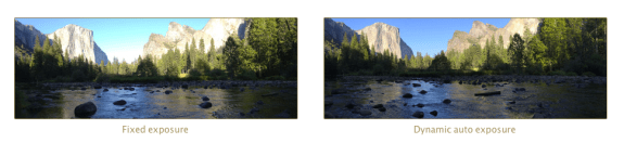 Take better looking iPhone panoramas with the iPhone 5S.