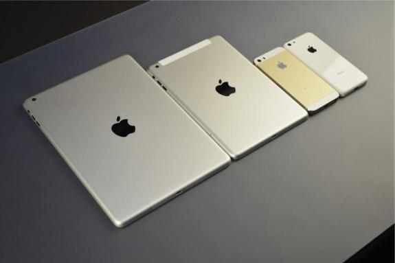 The new iPads are expected in October.