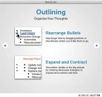 notesuite outlining