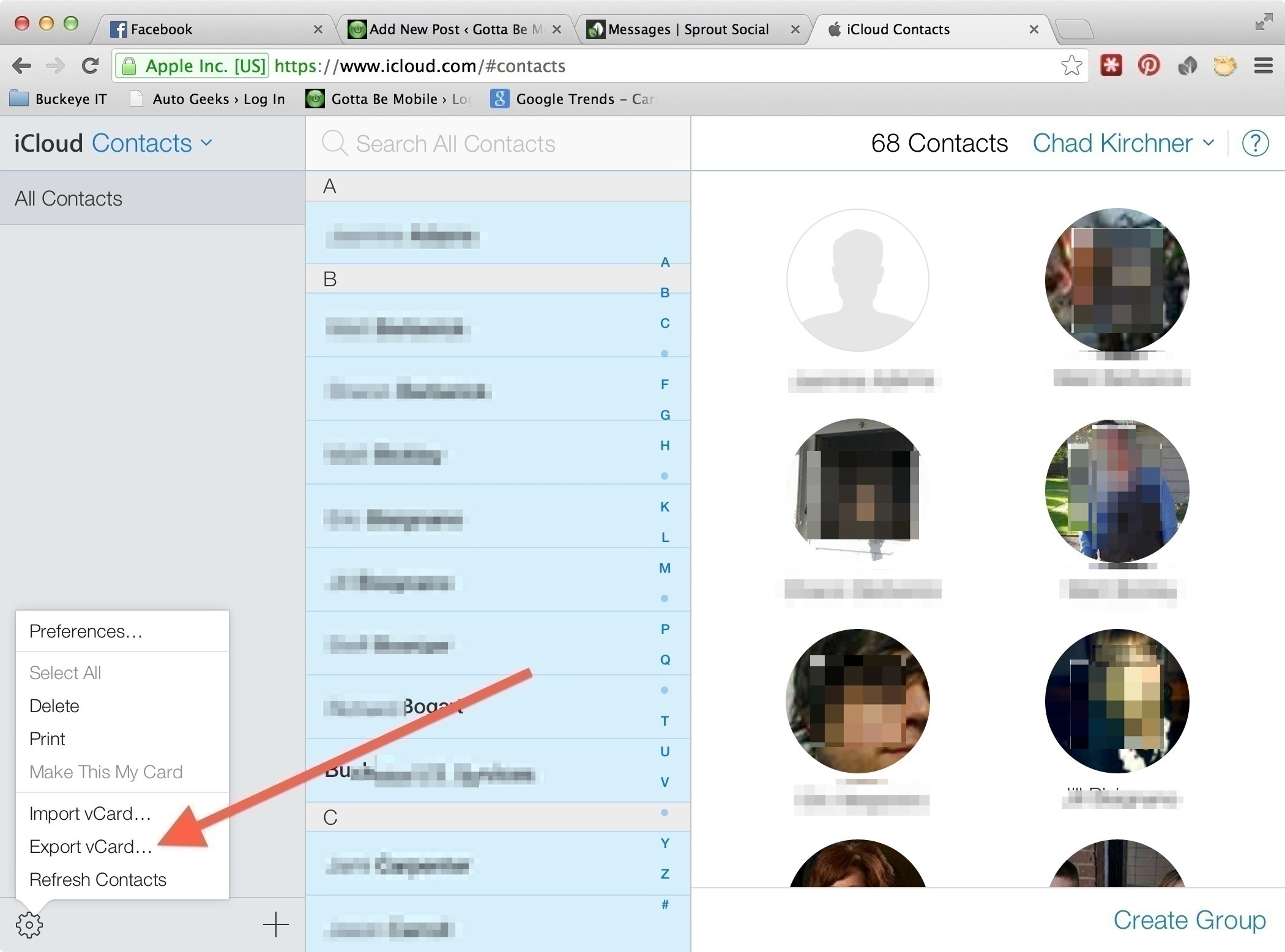 How To Transfer Your Contacts from iCloud to Google Contacts