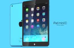 A cheaper iPad mini c could be Apple's play to take on the Nexus 7 and new Kindle Fires. Concept by Martin Hajek.