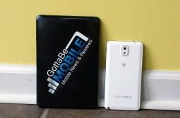 Galaxy Note 3 vs iPad mini 2-2