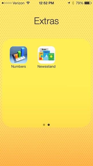 Hidden iOS 7 Features - 31