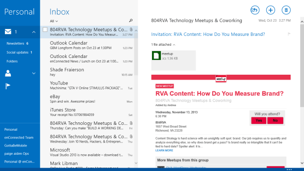 How to Add Email Accounts to Mail in Windows 8 (2)