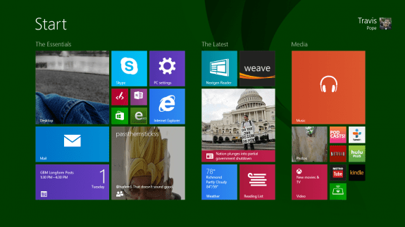 How to Add a Background to the Start Screen in Windows 8 (1)