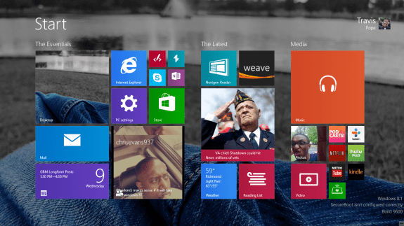 How to Resize Live Tiles in Windows 8 (1)