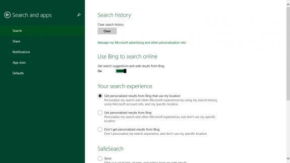 How to Stop Notifications in Windows 8 (5)
