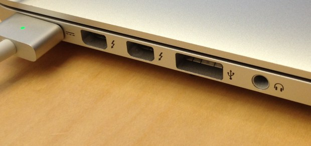 The new MacBook Pro 2013  should look similar, but could deliver better battery life.
