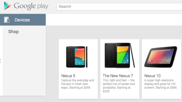 The Nexus 5 release is close as Google shares some Nexus 5 details on the Google Play Store.