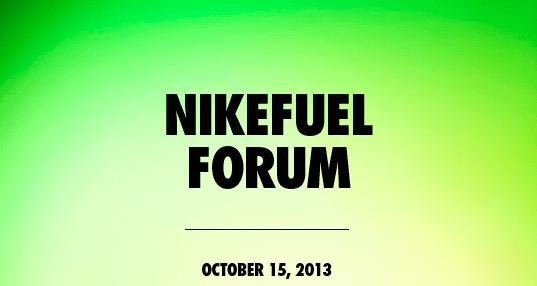 NikeFuel_Forum