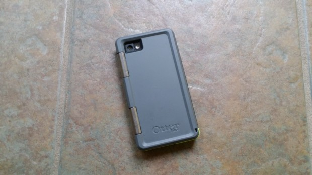 OtterBox Armor iPhone 5 case is waterproof and rugged.