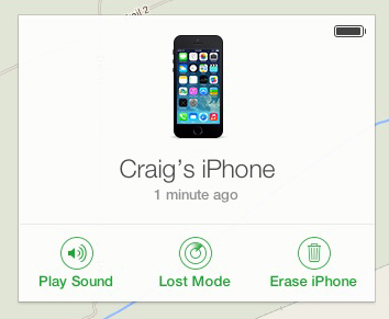 how to find a lost iphone how to use find my iphone to locate a lost or stolen iphone 18797