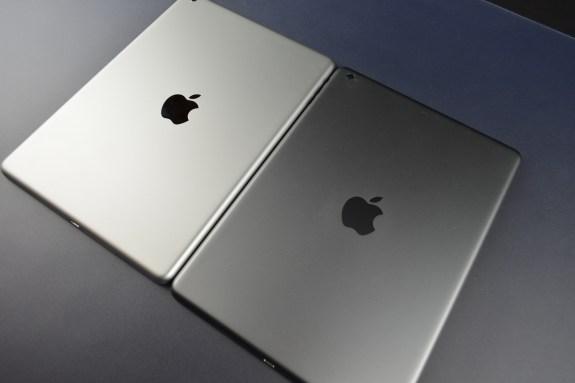 iPad 5 photos space gray