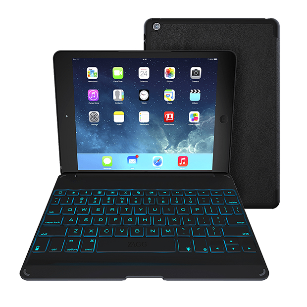 iPad Air Keyboard - ZAGGKeys Folio