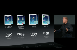 Don't expect iPad Air and iPad mini 2 pre-orders.