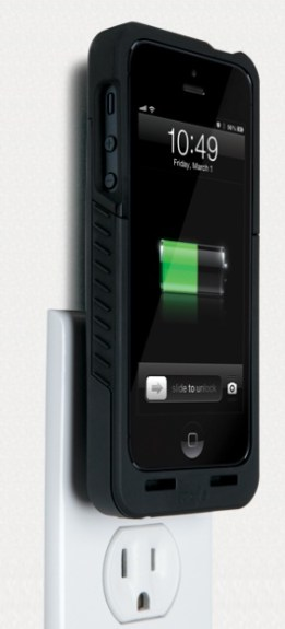 prong pocketplug plugged into wall