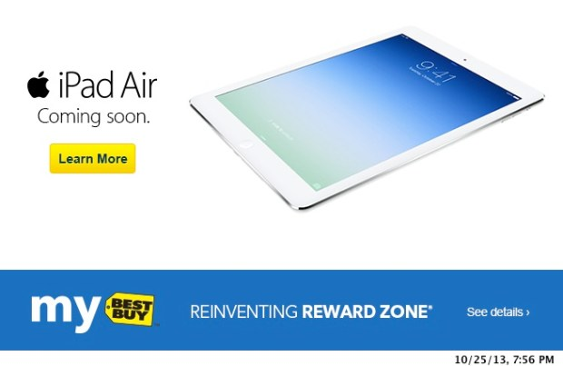 best buy ipad air